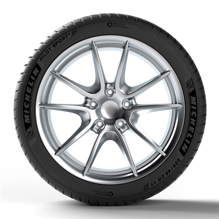 צמיגי מישלין  michelin 205/45r17 88y xl pilot sport 4-3